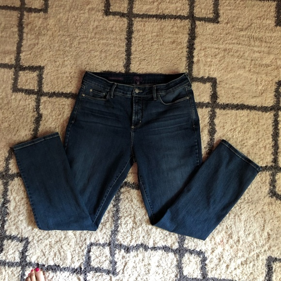 NYDJ Denim - NYDJ 16P Marilyn Straight Leg Jeans